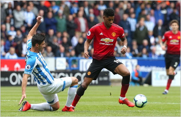 huddersfield manchester united 2019 premier league