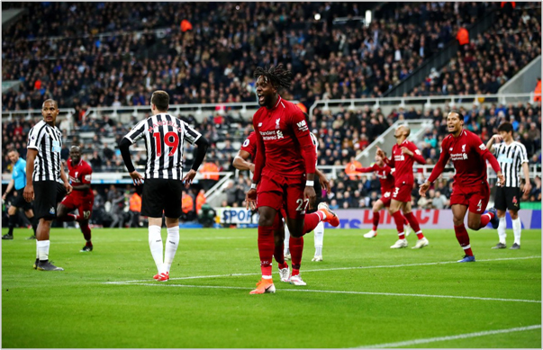 newcastle liverpool 2019 premier league