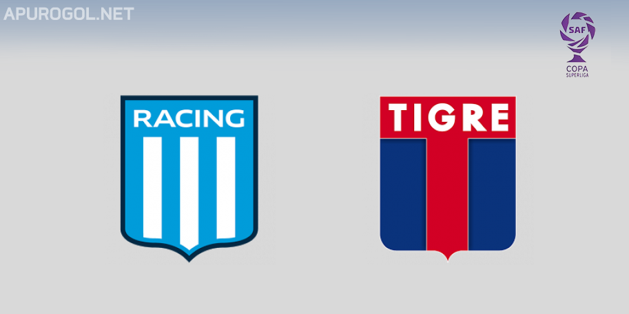 Racing vs Tigre en VIVO ONLINE - Copa de la Superliga 2019 en DIRECTO Cuartos de Final