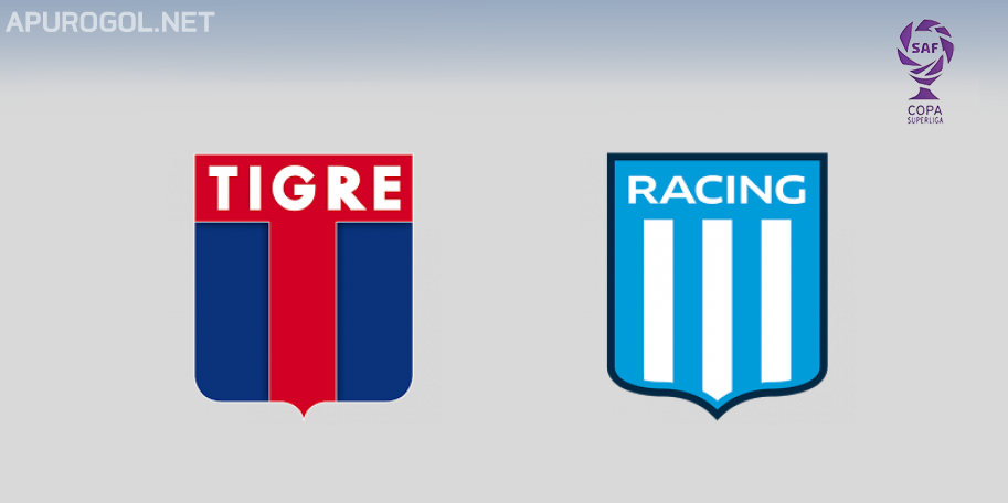Tigre vs Racing en VIVO ONLINE - Copa de la Superliga 2019 en DIRECTO Cuartos de Final