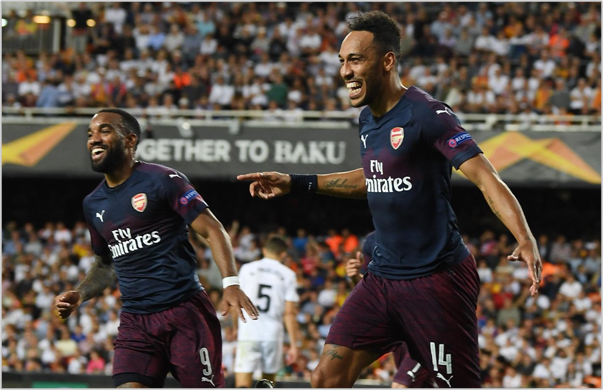 valencia arsenal 2019 europa league