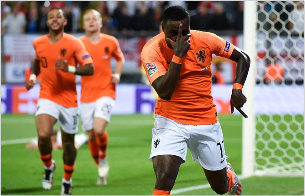 holanda inglaterra 2019 nations league