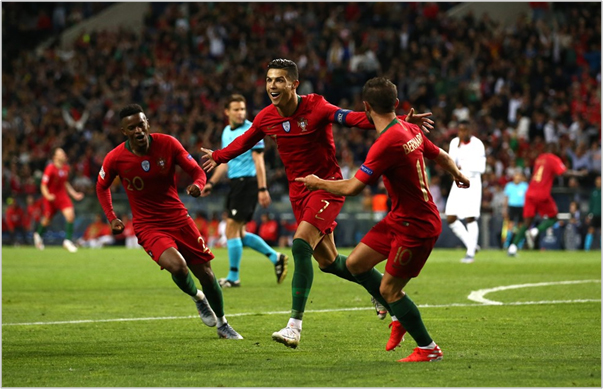 portugal suiza 2019 nations league