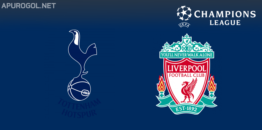 Tottenham vs Liverpool en VIVO ONLINE - UEFA Champions League 2018-2019 en DIRECTO Final
