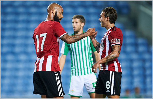 betis sheffield united 2019 amistoso