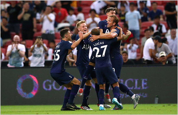 juventus tottenham 2019 international champions cup