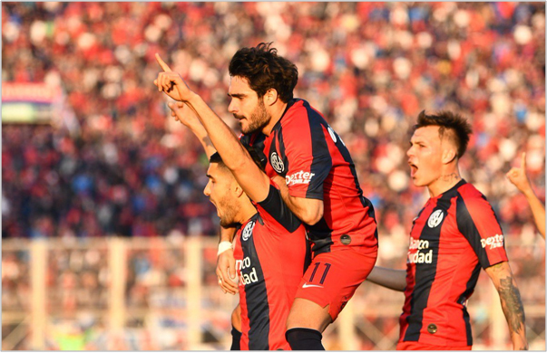 san lorenzo godoy cruz 2019 superliga