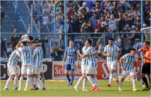 atletico tucuman godoy cruz 2019 superliga