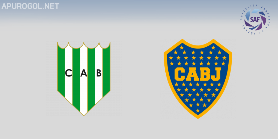 Banfield vs Boca en VIVO ONLINE - Superliga 2019-2020 en DIRECTO Fecha 4