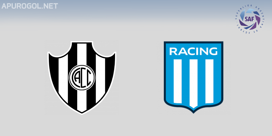 Central Córdoba vs Racing en VIVO ONLINE - Superliga 2019-2020 en DIRECTO Fecha 4