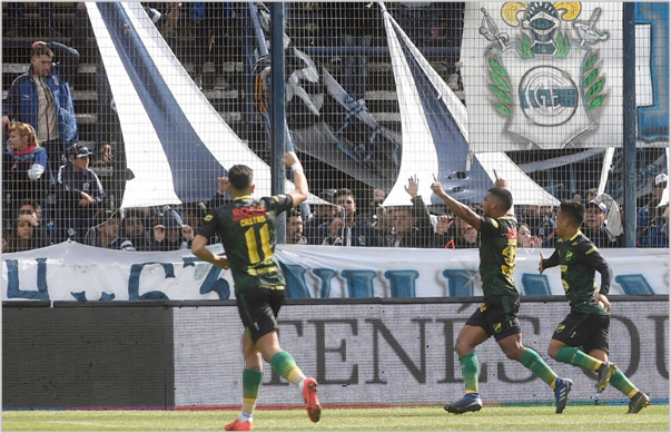 gimnasia defensa y justicia 2019 superliga