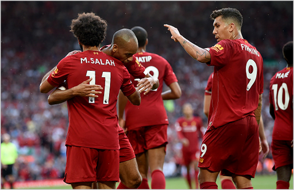 liverpool arsenal 2019 premier league