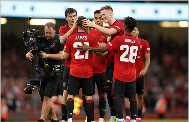 manchester united milan 2019 international champions cup