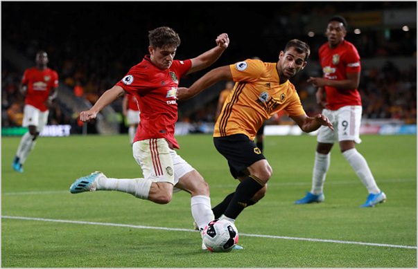 wolves manchester united 2019 premier league