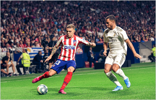 atletico de madrid real madrid 2019 liga de españa