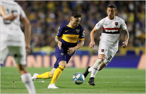 boca newells 2019 superliga