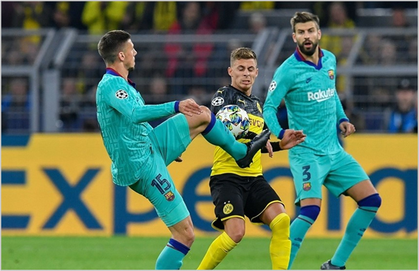 Image Result For Vivo Borussia Dortmund Vs Barcelona En Vivo Champions League