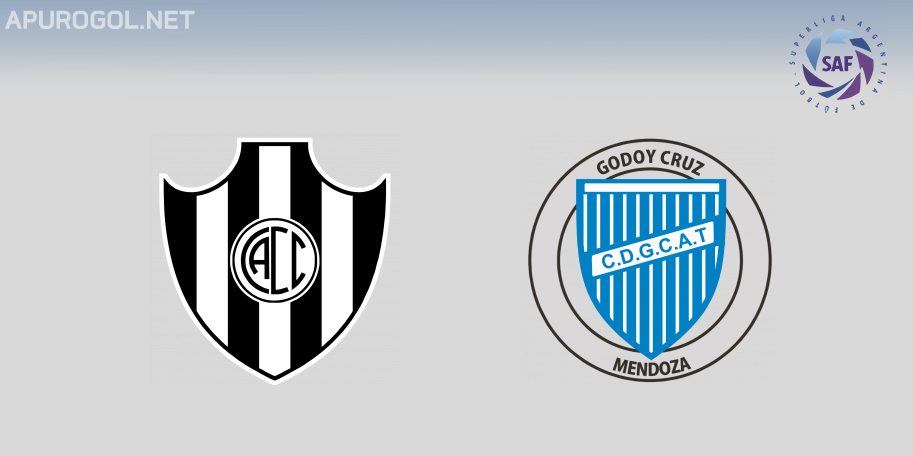 Central Córdoba vs Godoy Cruz en VIVO ONLINE - Superliga 2019-2020 en DIRECTO Fecha 8