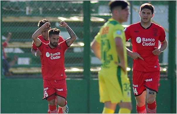 defensa y justicia huracan 2019 superliga