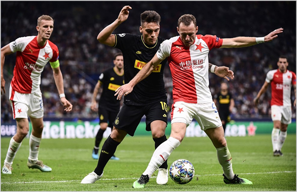 inter slavia praga 2019 champions league