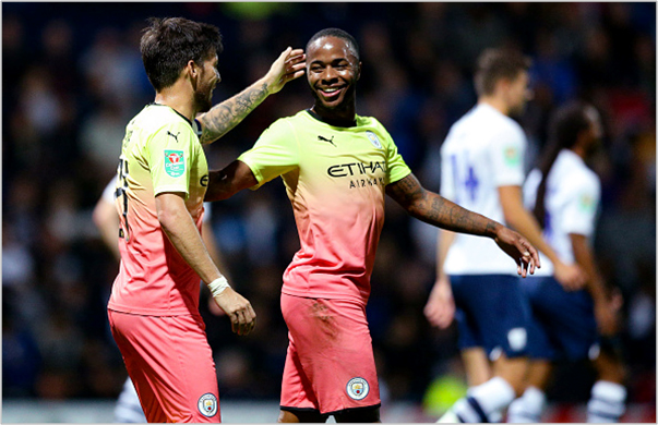 preston manchester city 2019 carabao cup