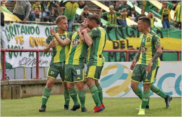 aldosivi defensa y justicia 2019 superliga