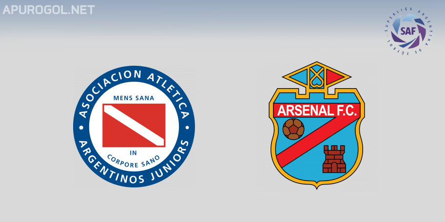 Argentinos vs Arsenal en VIVO ONLINE - Superliga 2019-2020 en DIRECTO Fecha 9
