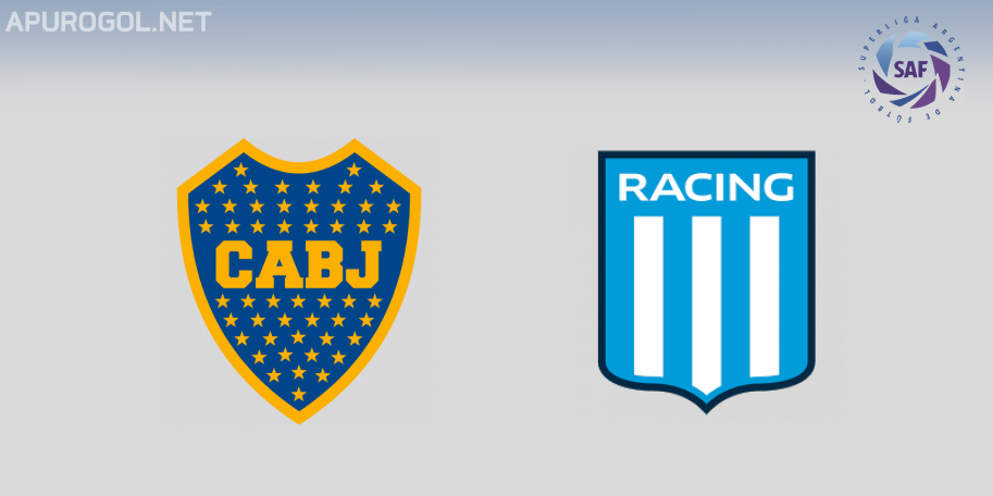 Boca vs Racing en VIVO ONLINE - Superliga 2019-2020 en DIRECTO Fecha 10