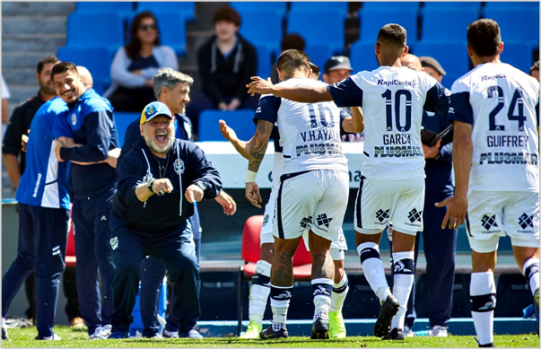 godoy cruz gimnasia 2019 superliga