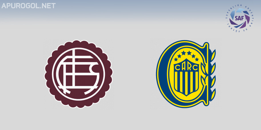 Lanús vs Rosario Central en VIVO ONLINE - Superliga 2019-2020 en DIRECTO Fecha 9