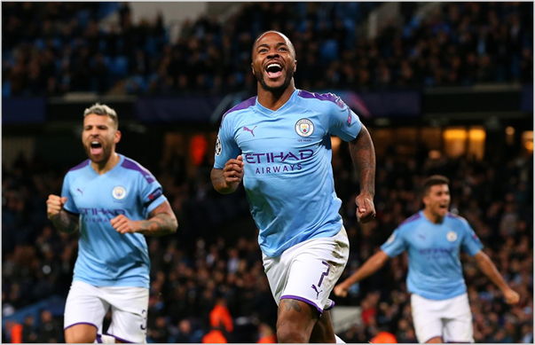 manchester city dinamo zagreb 2019 champions league