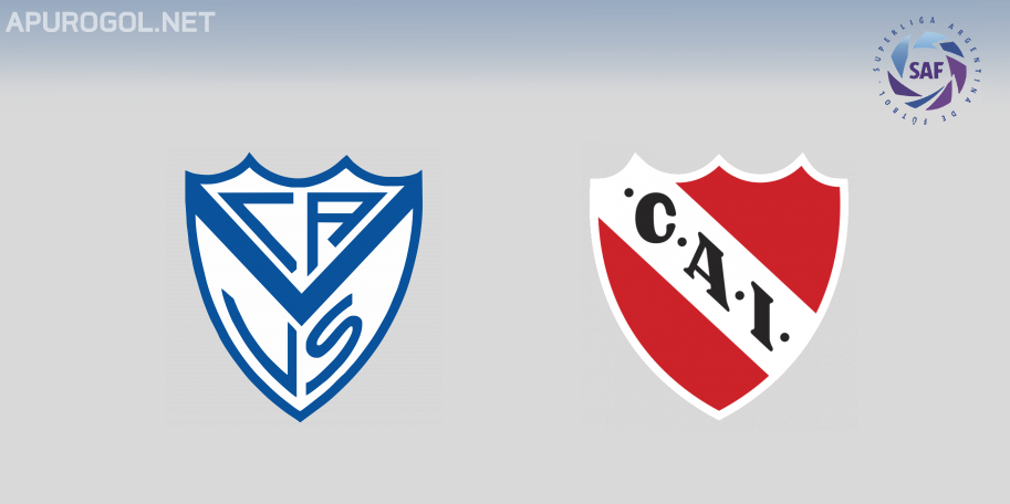 Vélez vs Independiente en VIVO ONLINE - Superliga 2019-2020 en DIRECTO Fecha 9