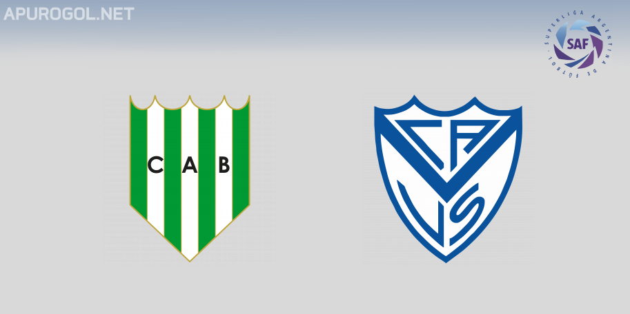 Banfield vs Vélez en VIVO ONLINE - Superliga 2019-2020 en DIRECTO Fecha 14