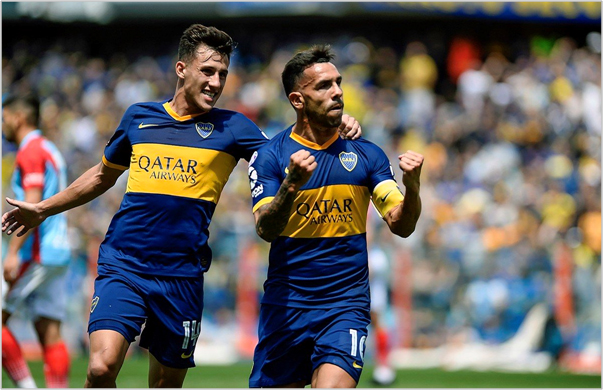 boca arsenal 2019 superliga