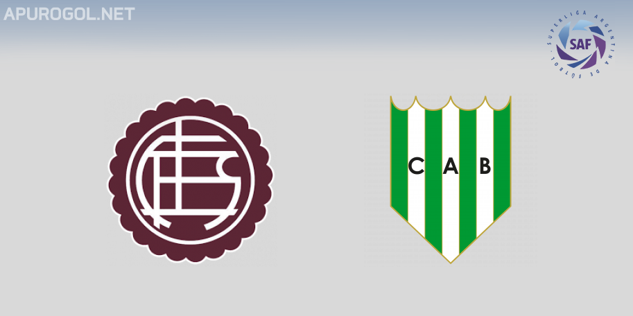 Lanús vs Banfield en VIVO ONLINE - Superliga 2019-2020 en DIRECTO Fecha 13
