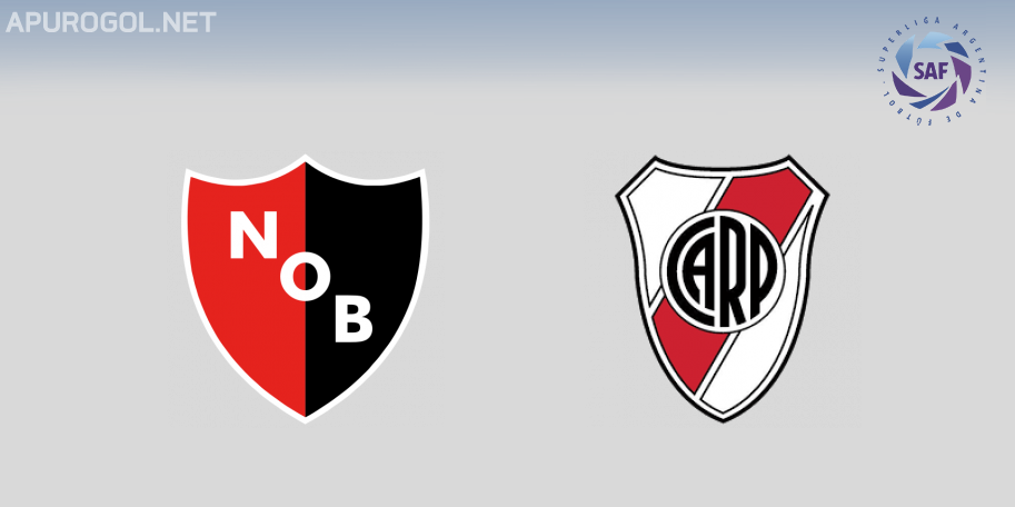 Newell's vs River en VIVO ONLINE - Superliga 2019-2020 en DIRECTO Fecha 15