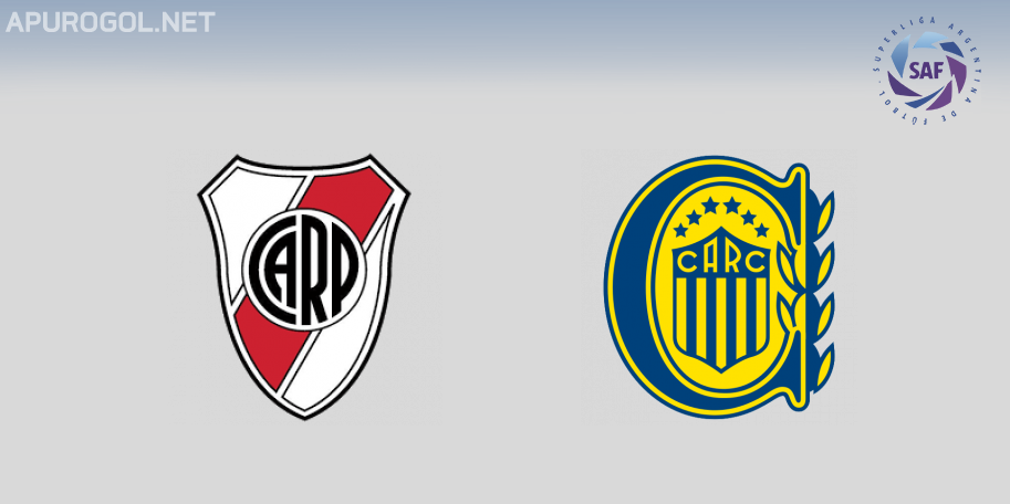 River vs Rosario Central en VIVO ONLINE - Superliga 2019-2020 en DIRECTO Fecha 13