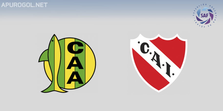 Aldosivi vs Independiente en VIVO ONLINE - Superliga 2019-2020 en DIRECTO Fecha 15