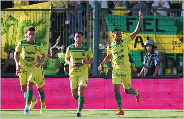defensa y justicia godoy cruz 2019 superliga