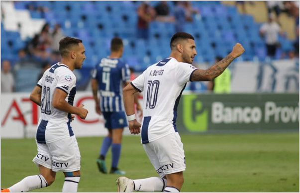 godoy cruz talleres 2019 superliga