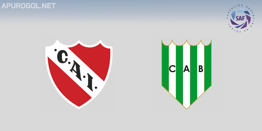 Independiente vs Banfield en VIVO ONLINE - Superliga 2019-2020 en DIRECTO Fecha 16