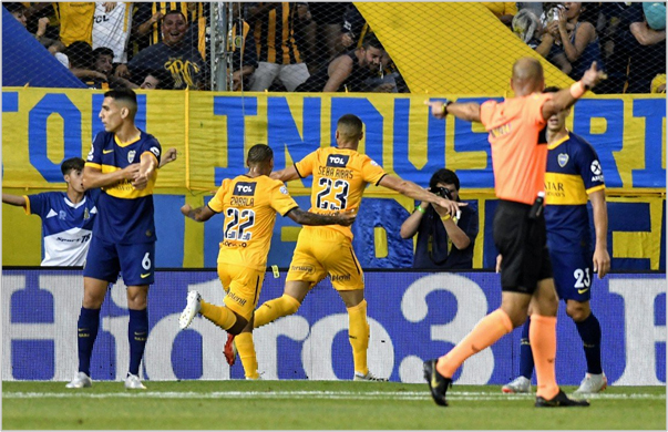 rosario central boca 2019 superliga