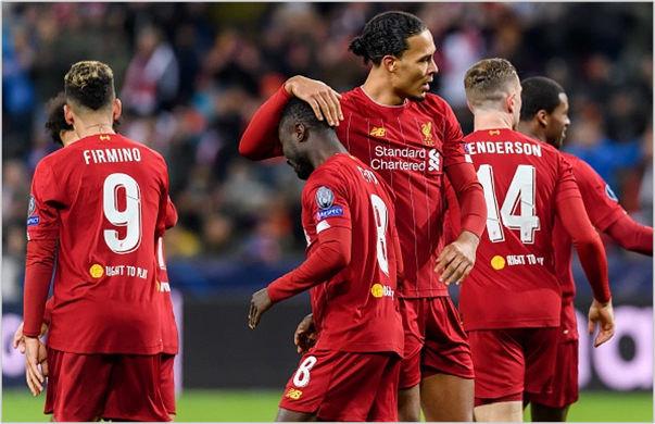 salzburgo liverpool 2019 champions league