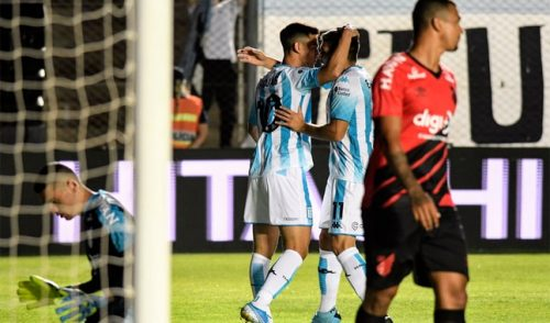 Racing vs Atlético Paranaense