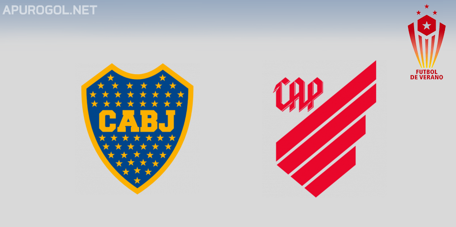 Ver Boca vs Athletico Paranaense Final en VIVO - Amistosos Internacionales en vivo