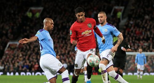 Resultado Final - Manchester City 0 Manchester United 1 ...