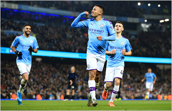 manchester city everton 2019 premier league