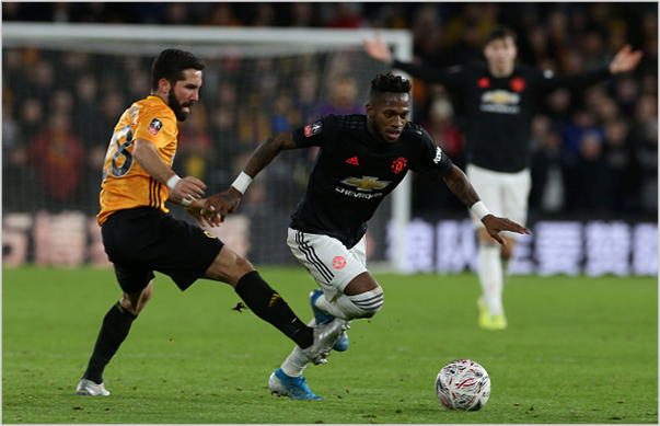 wolves manchester united 2019 fa cup