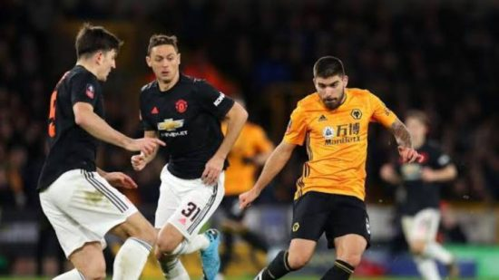 Manchester United vs Wolves en VIVO Online – Premier League 2019-2020 en directo Jornada 25
