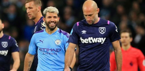 Manchester City vs West Ham en VIVO ONLINE – Premier League 2019-2020 en DIRECTO Fecha 26